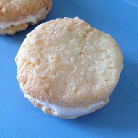 Macarons à la crème