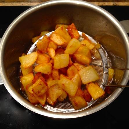 Les pommes de terre Catherine