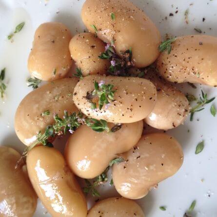 Haricots Soisson