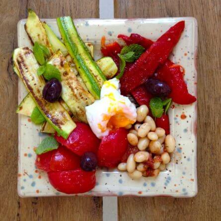 Salade d'été, une autre